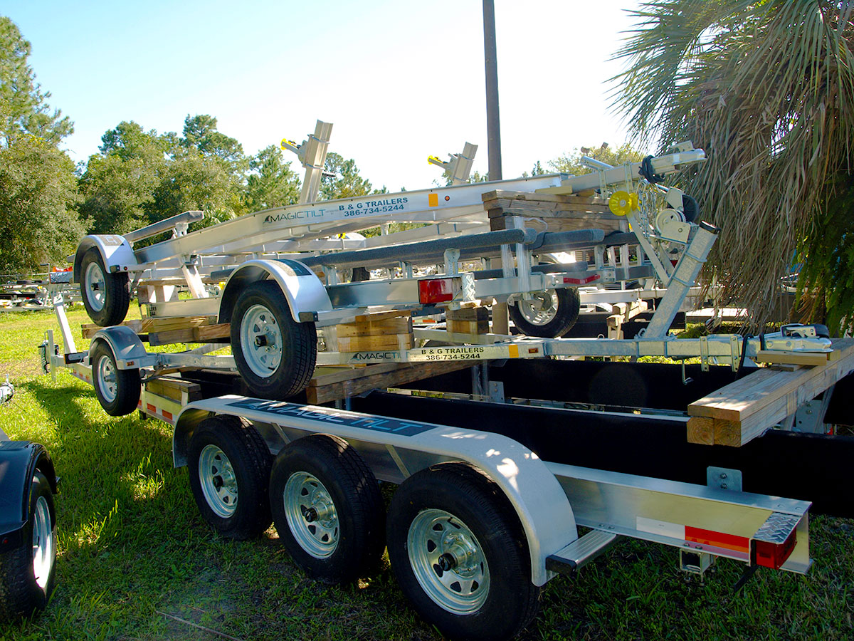 B G Trailers 1 Dealer For Boat Motorcycle Utility